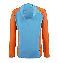 La Sportiva Jacke blau rot