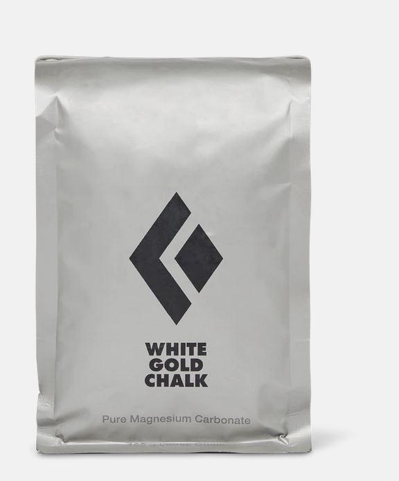 Black Diamond 100g loose Chalk White Gold