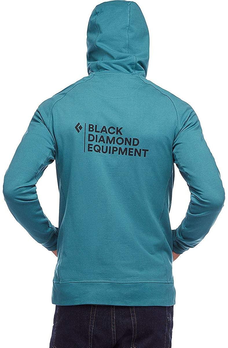 Black Diamond Jacke türkis grün