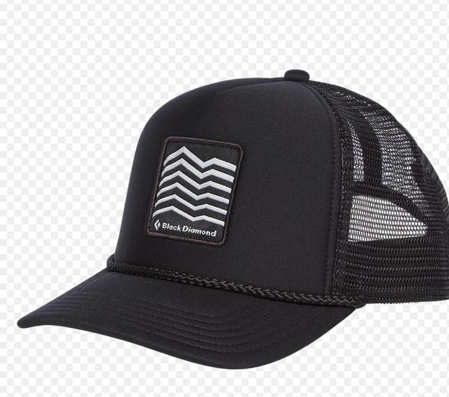 Black Diamond Cap black