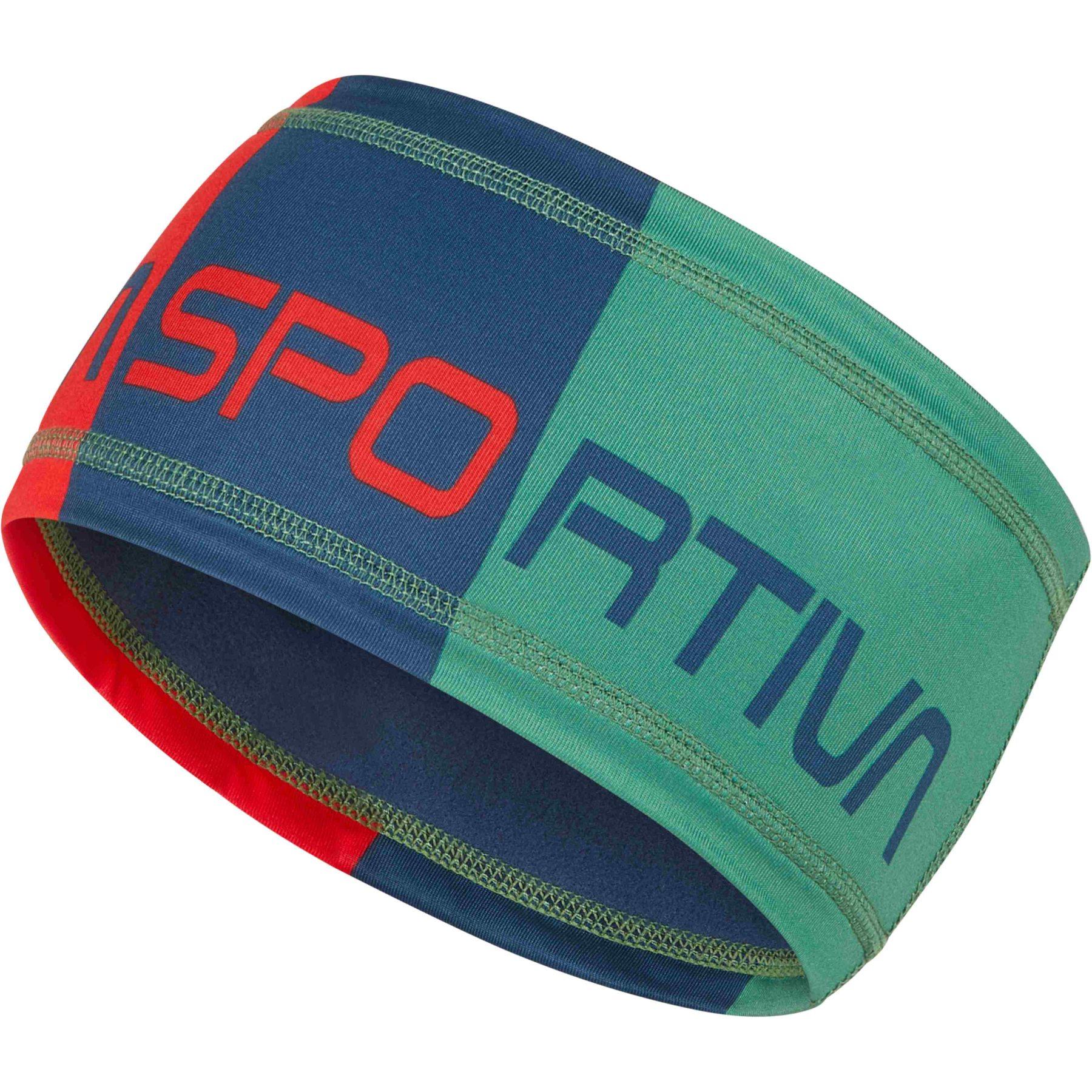 La Sportiva Headband opal grün
