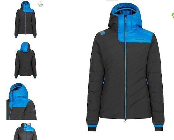La Sportiva Dauenjacke schwarz blau