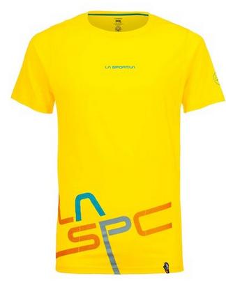 La Sportiva Shirt Shortener Gelb