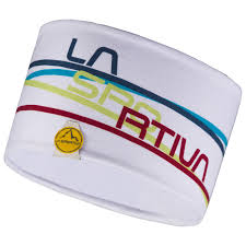 La Sportiva Headband Stirnband weiß