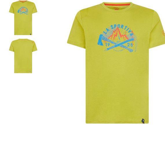 La Sportiva Shirt Hipster kiwi