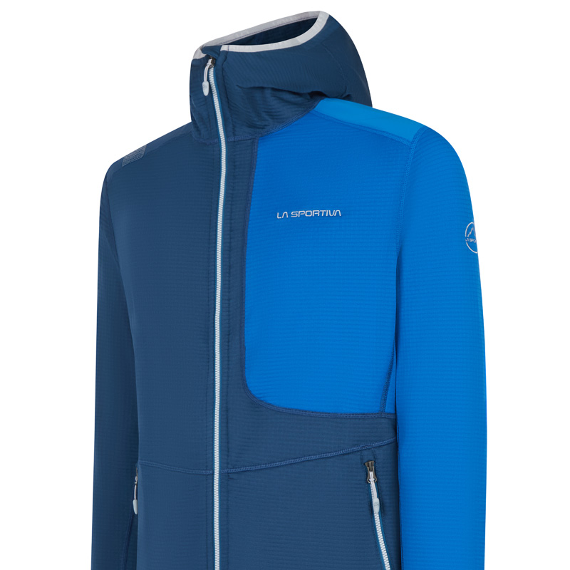 La Sportiva Upendo jacke blau