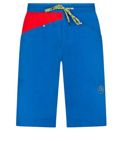 La Sportiva Bleasur Short blau rot