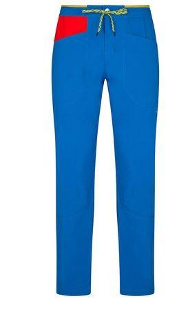 La Sportiva Hose blau rot