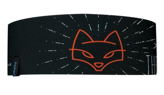 Höhenrausch Stirnband Headband Kinder - Fox