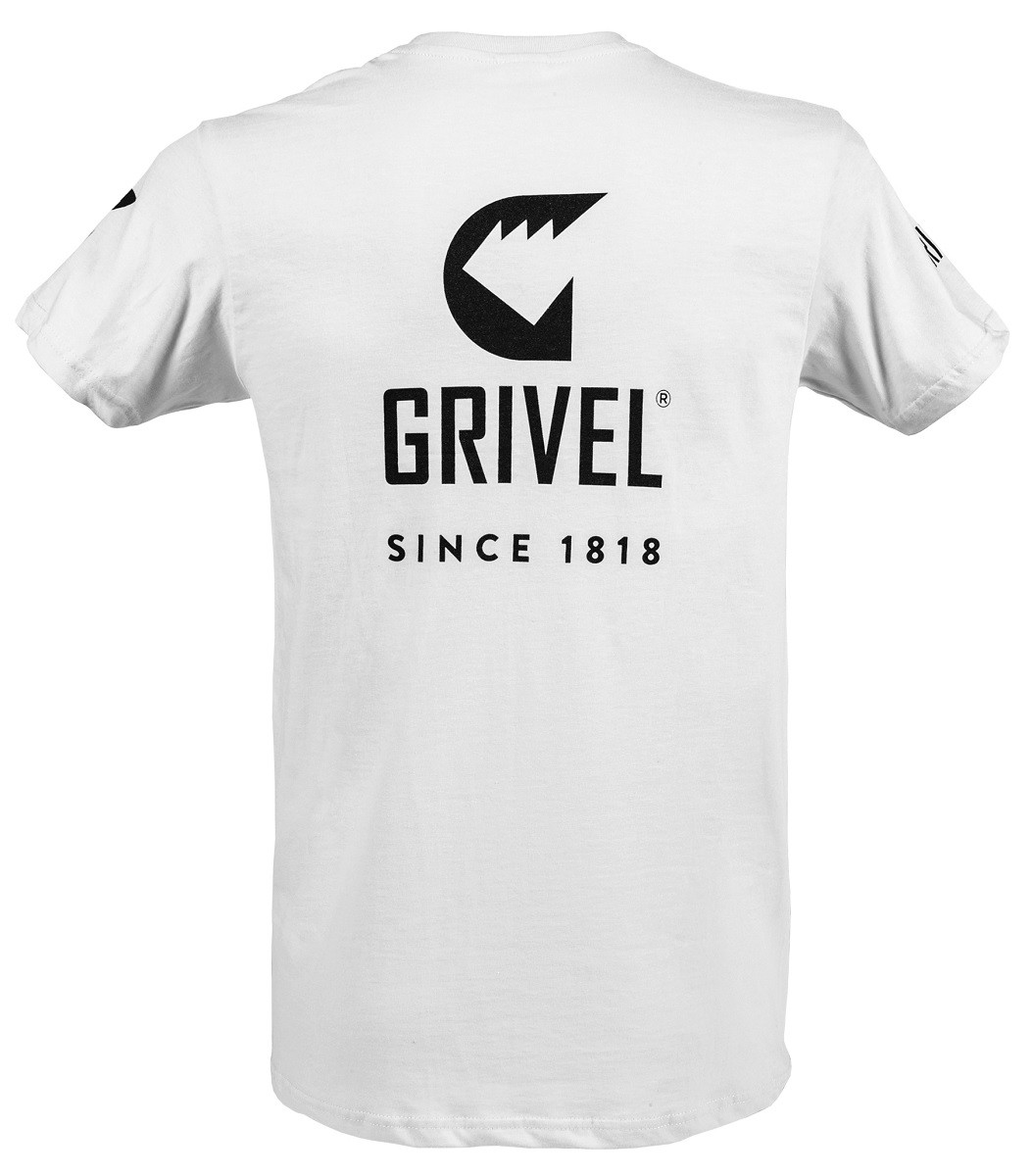 Grivel Shirt weiß
