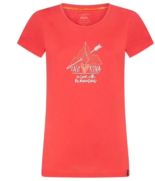 La Sportiva Shirt Alakay rot