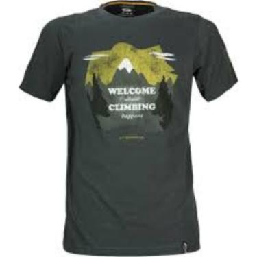 La Sportiva Shirt Welcome carbon