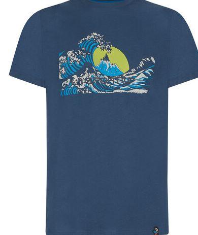 La Sportiva Shirt Tokyo opal