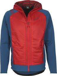 La Sportiva Primus Jacke blau rot