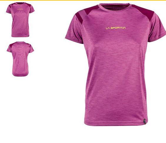 La Sportiva  Funktionsshirt plum