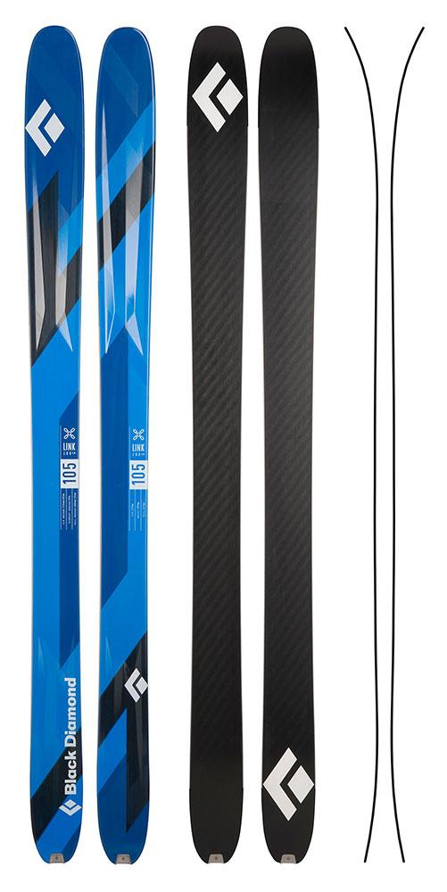 Black Diamond Ski Link 105