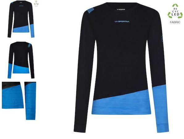 La Sportiva Funktionsshirt schwarz blau