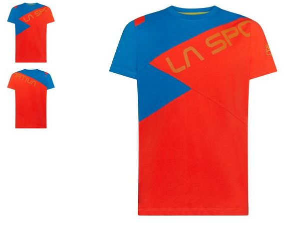 La Sportiva Shirt Float blau /rot
