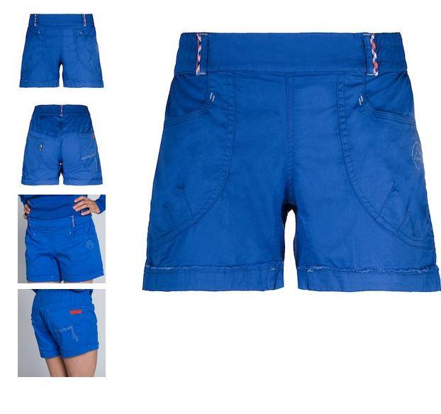 La Sportiva Short Hose blau