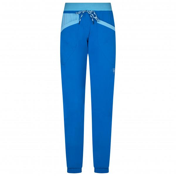 La Sportiva Hose Mantra blau