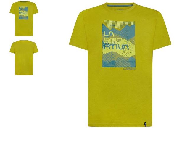 La Sportiva Shirt Patch kiwi