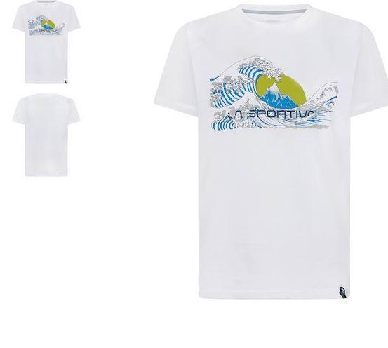 La Sportiva Shirt Tokyo weiß