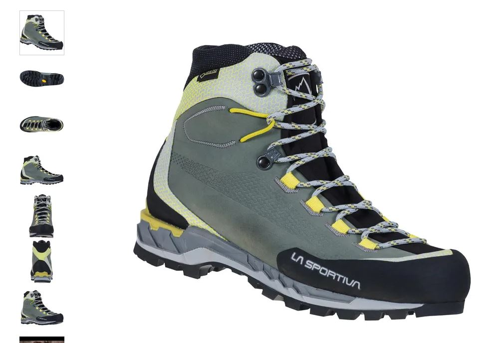 La Sportiva Trango Tech Leather woman