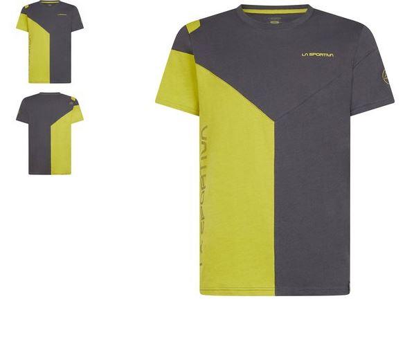 La Sportiva Shirt Dru kiwi carbon