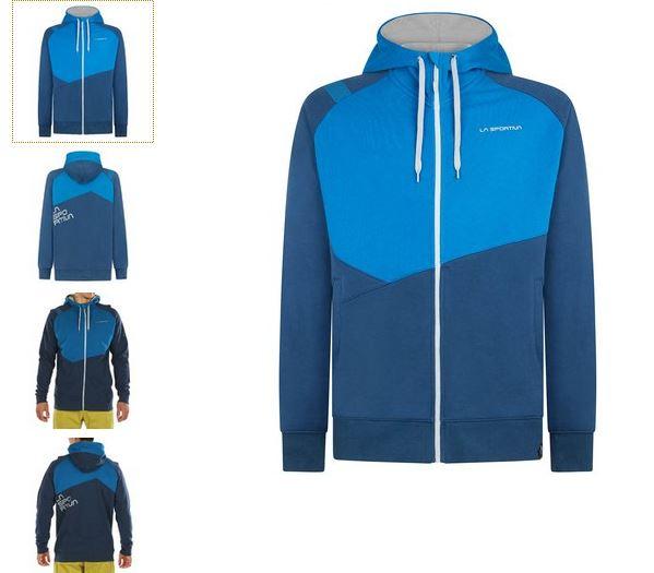 La Sportiva Jacke blau