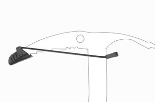 Grivel Cover Blade