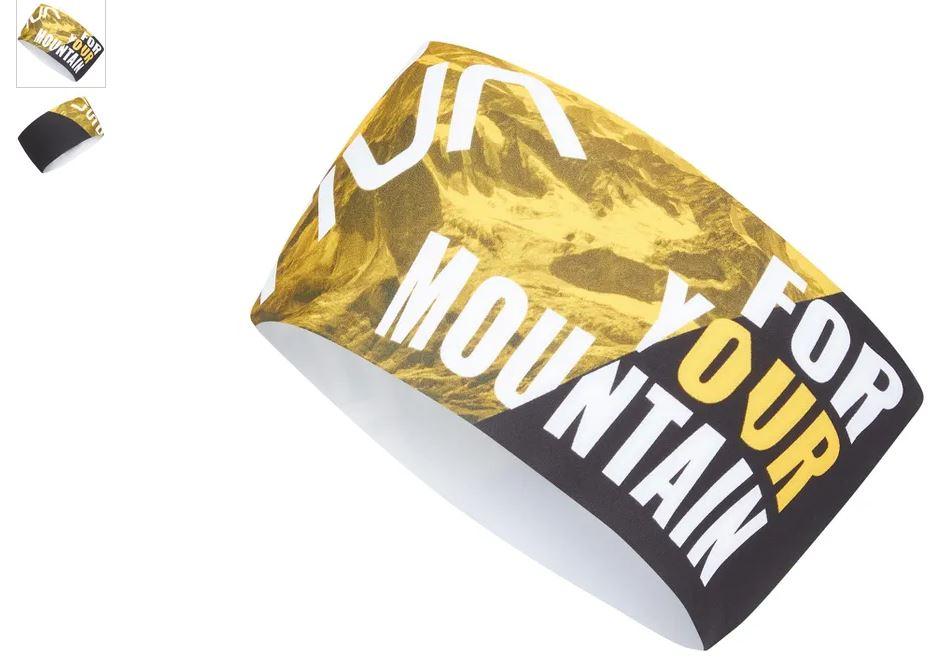 La Sportiva Headband gelb