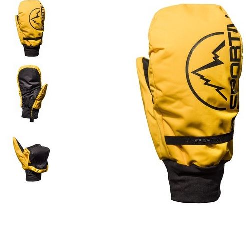 La Sportiva Handschuhe gelb