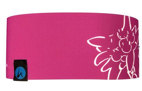 Höhenrausch Headband pink