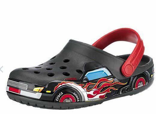 Crocs Auto rot