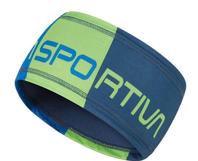 La Sportiva Headband blau grün