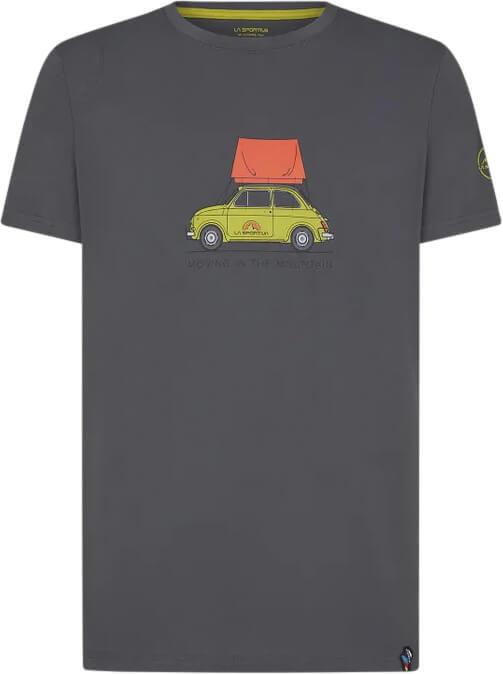 La Sportiva Shirt Cinquecento Shirt carbon