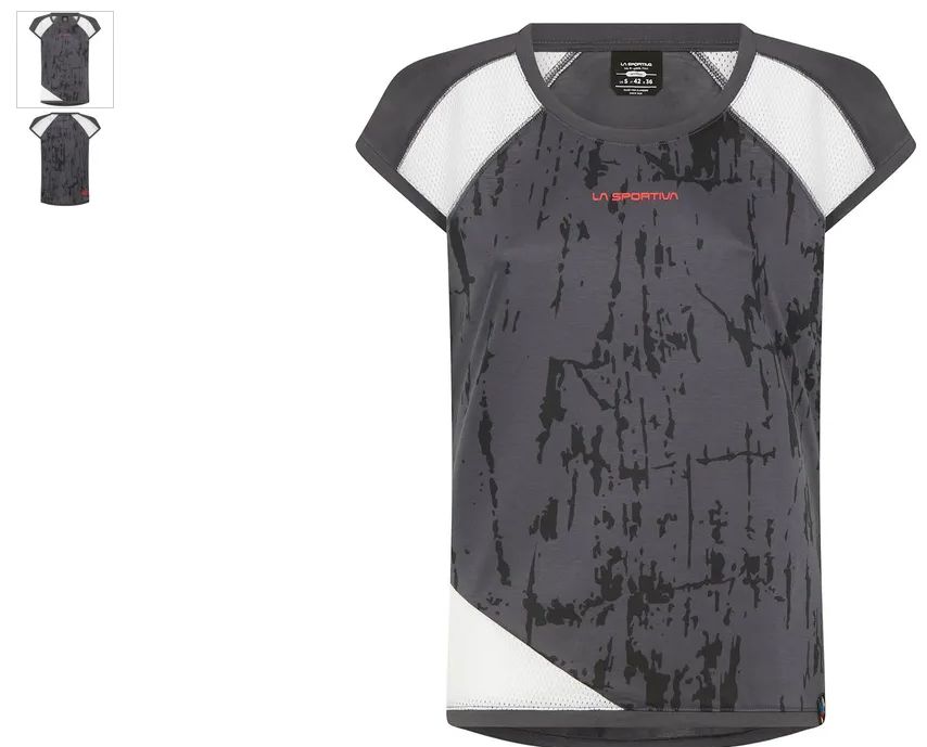La Sportiva  Funktionsshirt Action carbon