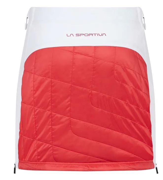 La Sportiva Primaloft Rock weiß rot