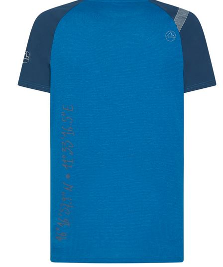 La Sportiva Funktionsshirt Stride blau