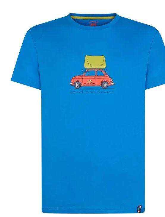 La Sportiva Shirt Cinquecento Shirt neptune