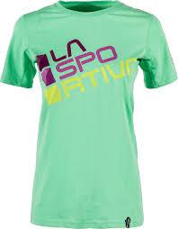 La Sportiva Shirt Square grün