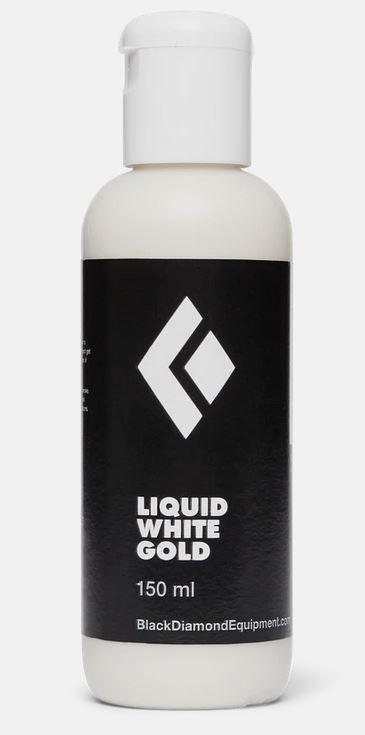 Black Diamond Liquid Chalk white Gold