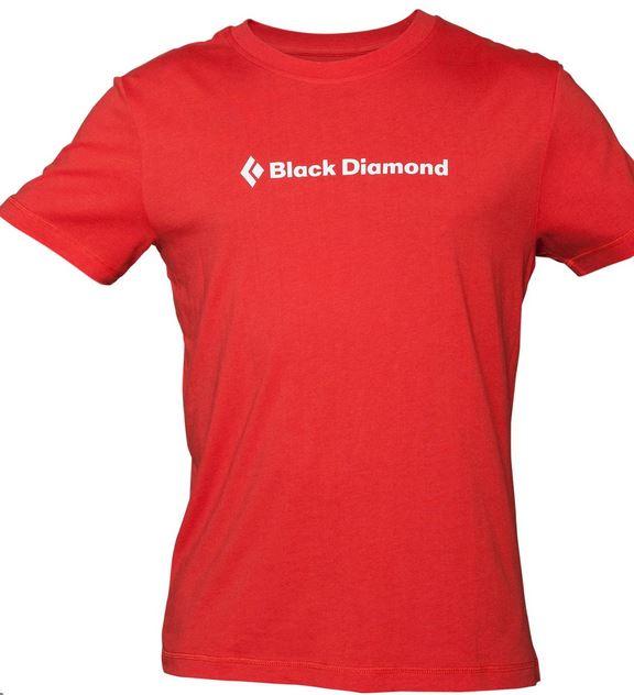 Black Diamond Shirt  rot