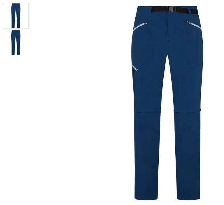 La Sportiva Ground Hose  blau