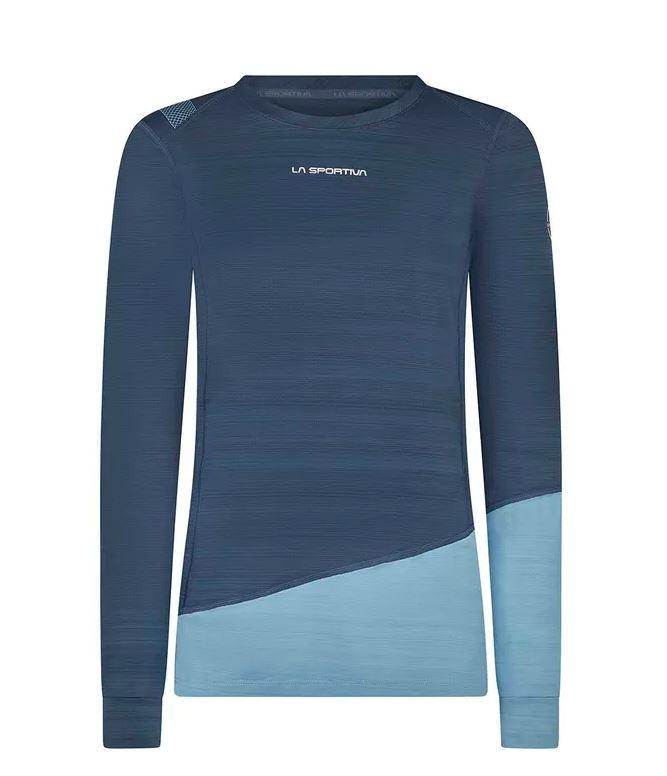La Sportiva Funktionsshirt blau opal