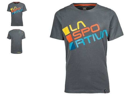 La Sportiva Shirt Square carbon