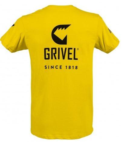 Grivel Shirt gelb