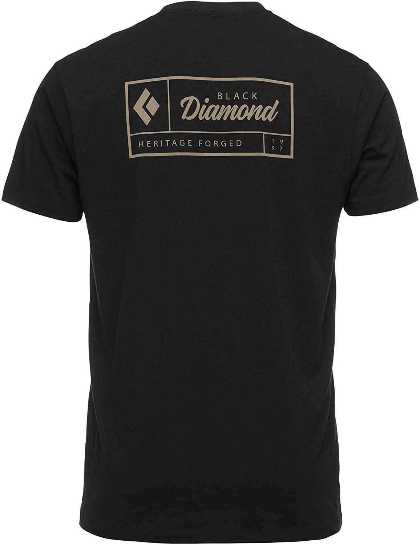 Black Diamond Shirt Herritage carbon