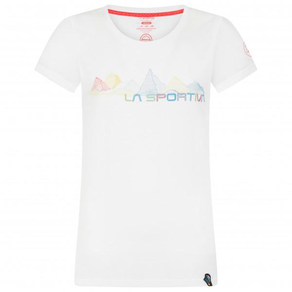 La Sportiva Shirt Peaks weiß