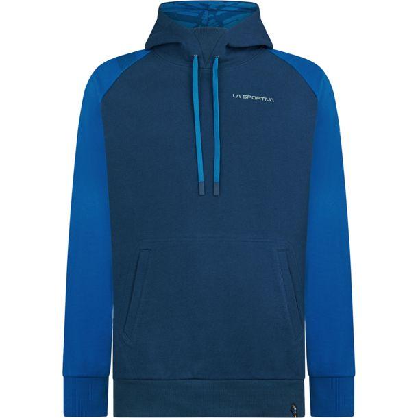 La Sportiva Hoody blau